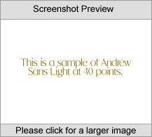 AndrewSansUT Family PC Software tool
